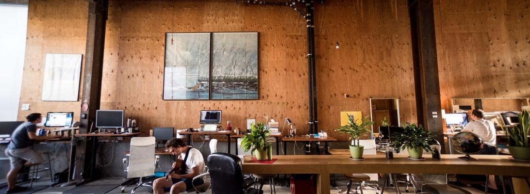 8tracks Loft in SF