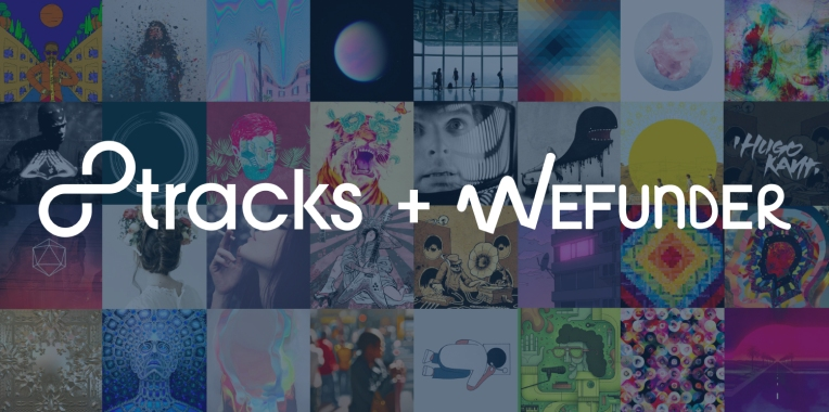8tracks and WeFunder unite!